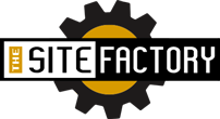 the site factory logo